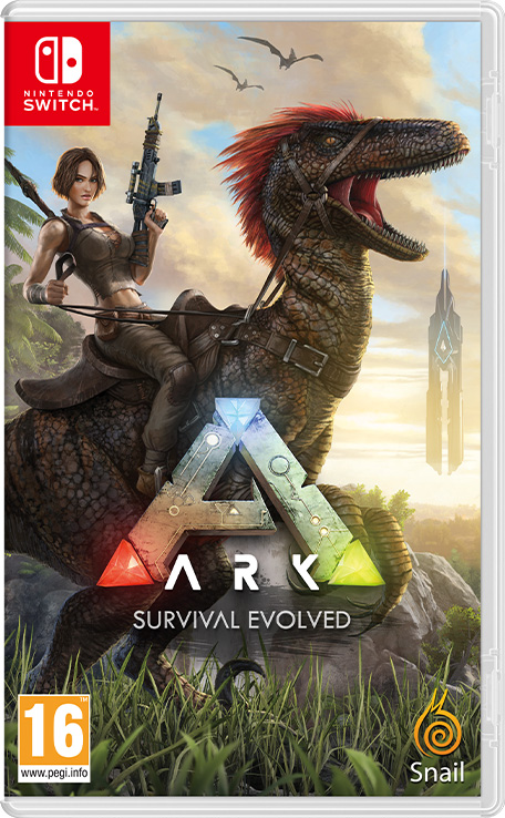 precio actual de ARK: Survival Evolved en la eshop