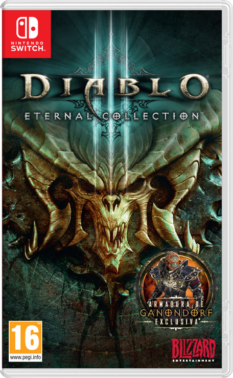 precio actual de Diablo III: Eternal Collection en la eshop