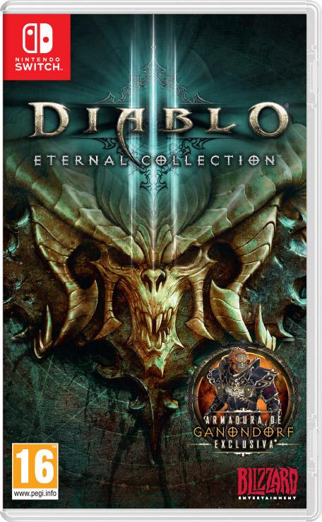 precio actual de Diablo III: Eternal Collection en la eshop