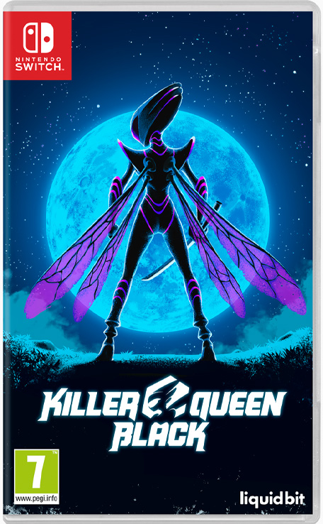 precio actual de Killer Queen Black en la eshop