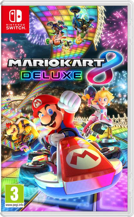 precio actual de Mario Kart 8 Deluxe en la eshop