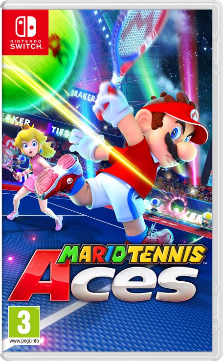 precio actual de Mario Tennis Aces en la eshop