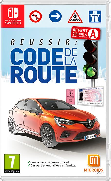 precio actual de Réussir : Code de la Route (French Highway Code) en la eshop