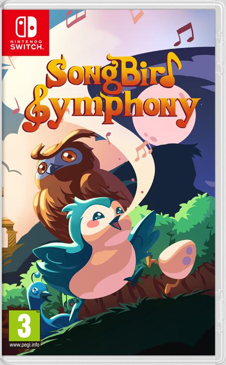 precio actual de Songbird Symphony en la eshop
