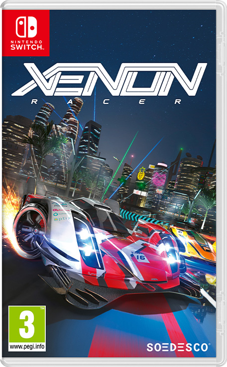 precio actual de Xenon Racer en la eshop