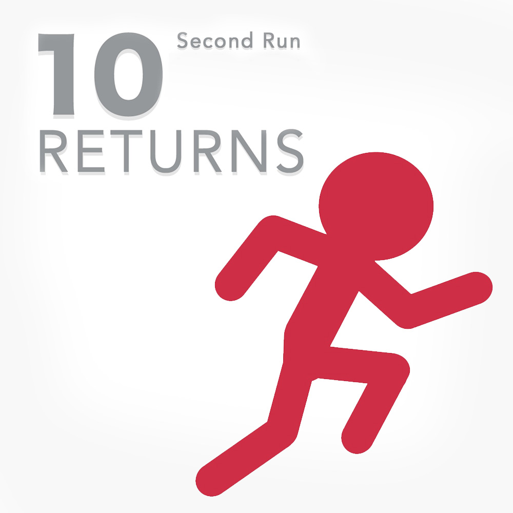 precio actual de 10 Second Run RETURNS en la eshop