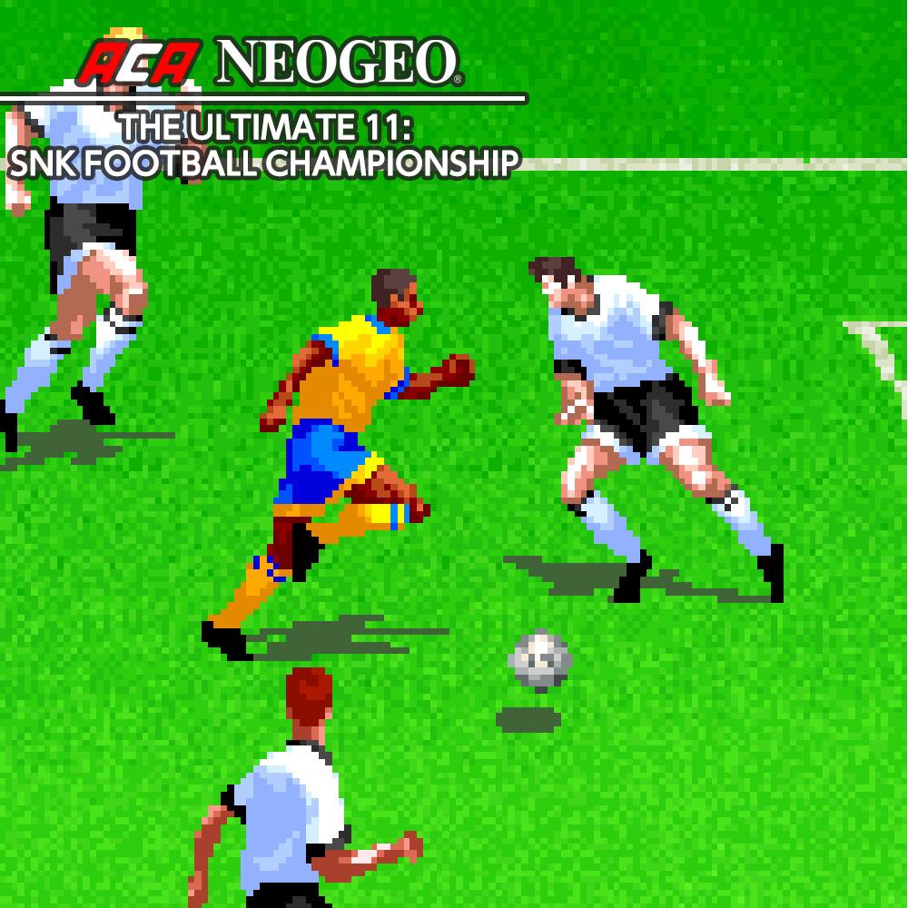 precio actual de ACA NEOGEO THE ULTIMATE 11: SNK FOOTBALL CHAMPIONSHIP en la eshop