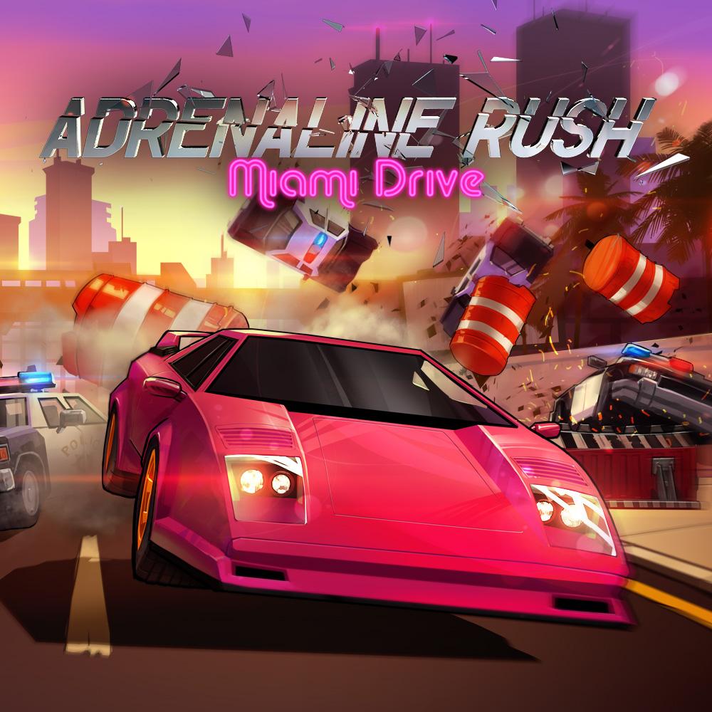 precio actual de Adrenaline Rush - Miami Drive en la eshop