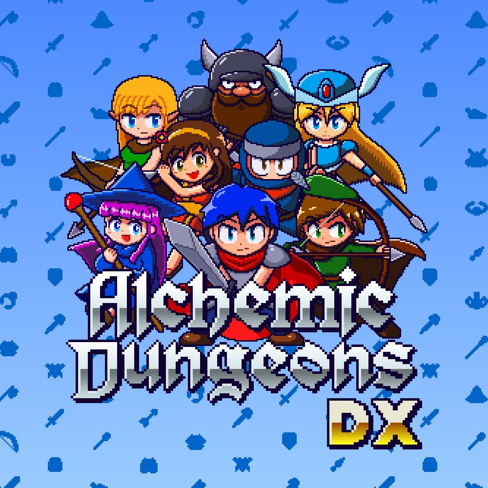precio actual de Alchemic Dungeons DX en la eshop