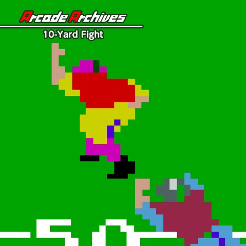 precio actual de Arcade Archives 10-Yard Fight en la eshop