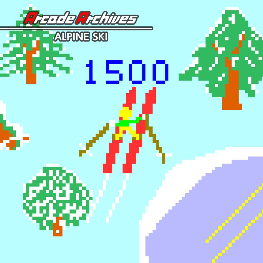 precio actual de Arcade Archives ALPINE SKI en la eshop