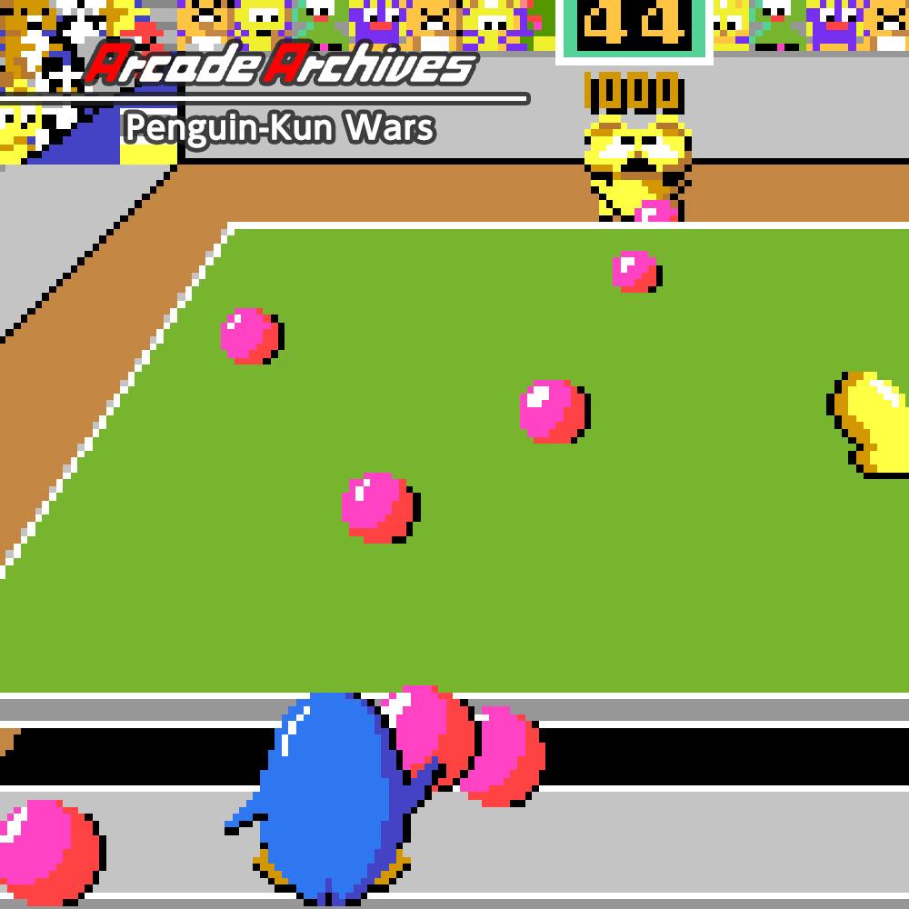 precio actual de Arcade Archives Penguin-Kun Wars en la eshop