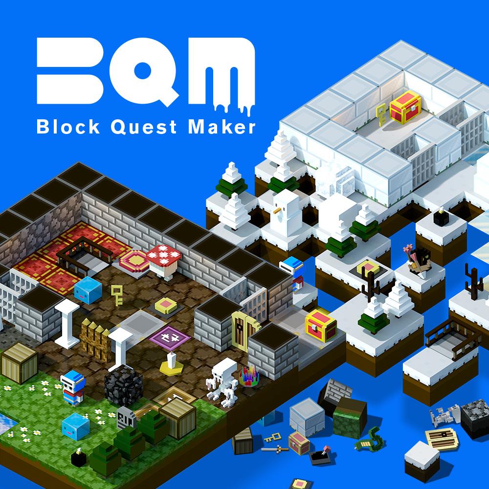 precio actual de BQM -BlockQuest Maker- en la eshop