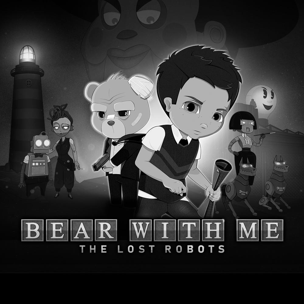 precio actual de Bear With Me: The Lost Robots en la eshop