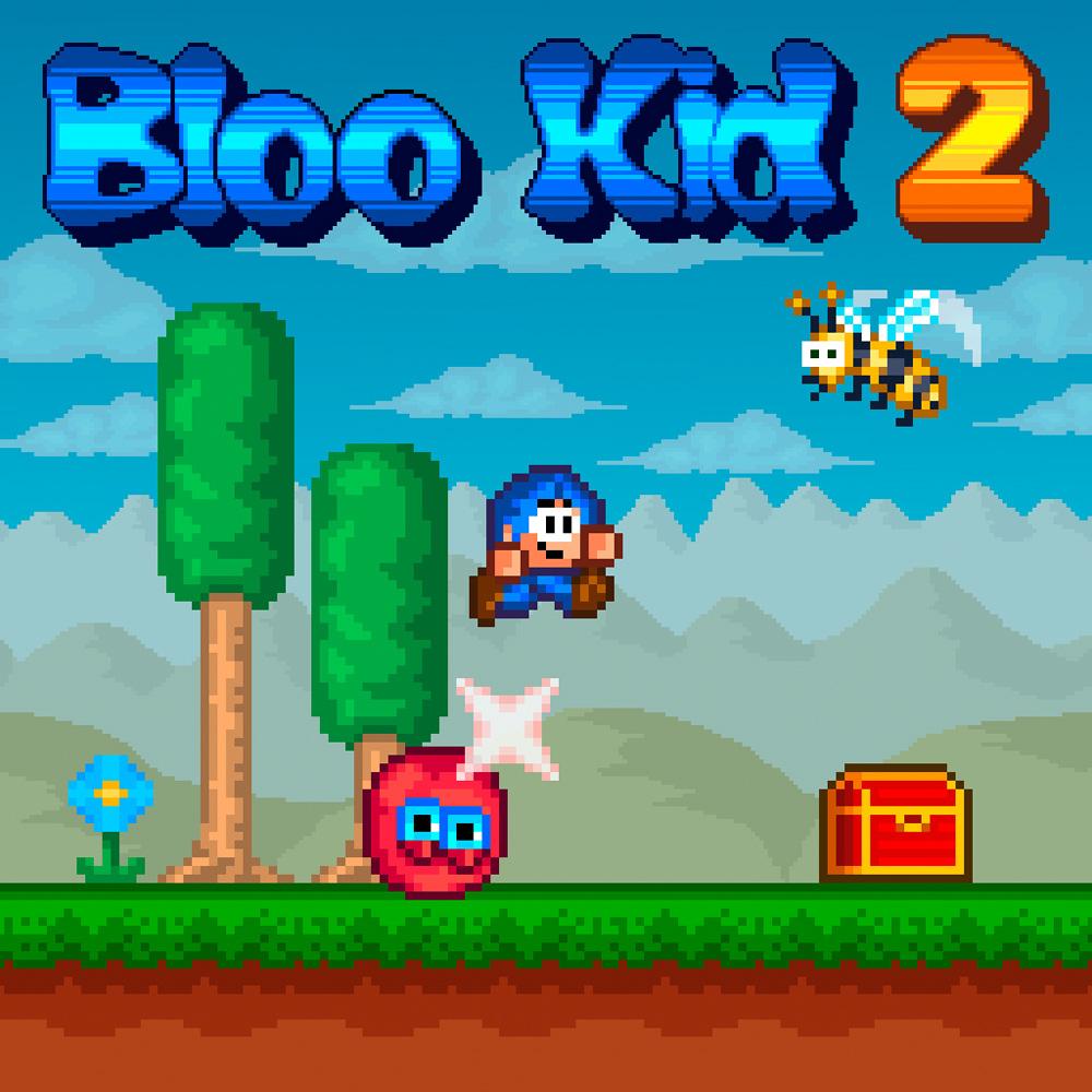 precio actual de Bloo Kid 2 en la eshop