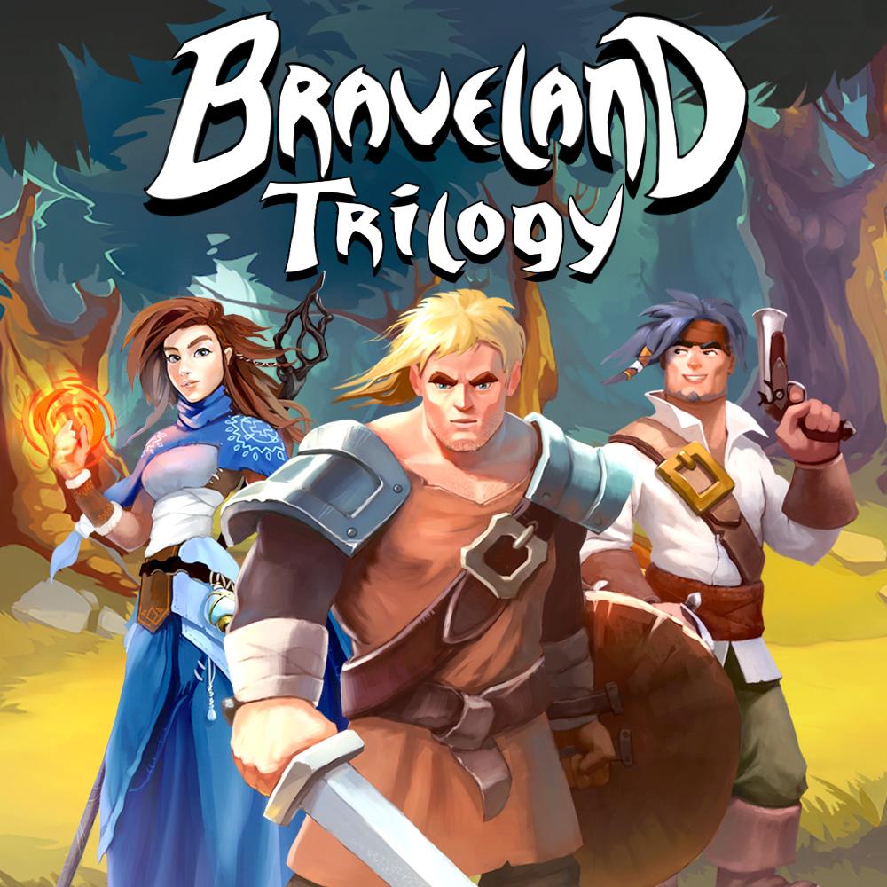 precio actual de Braveland Trilogy en la eshop