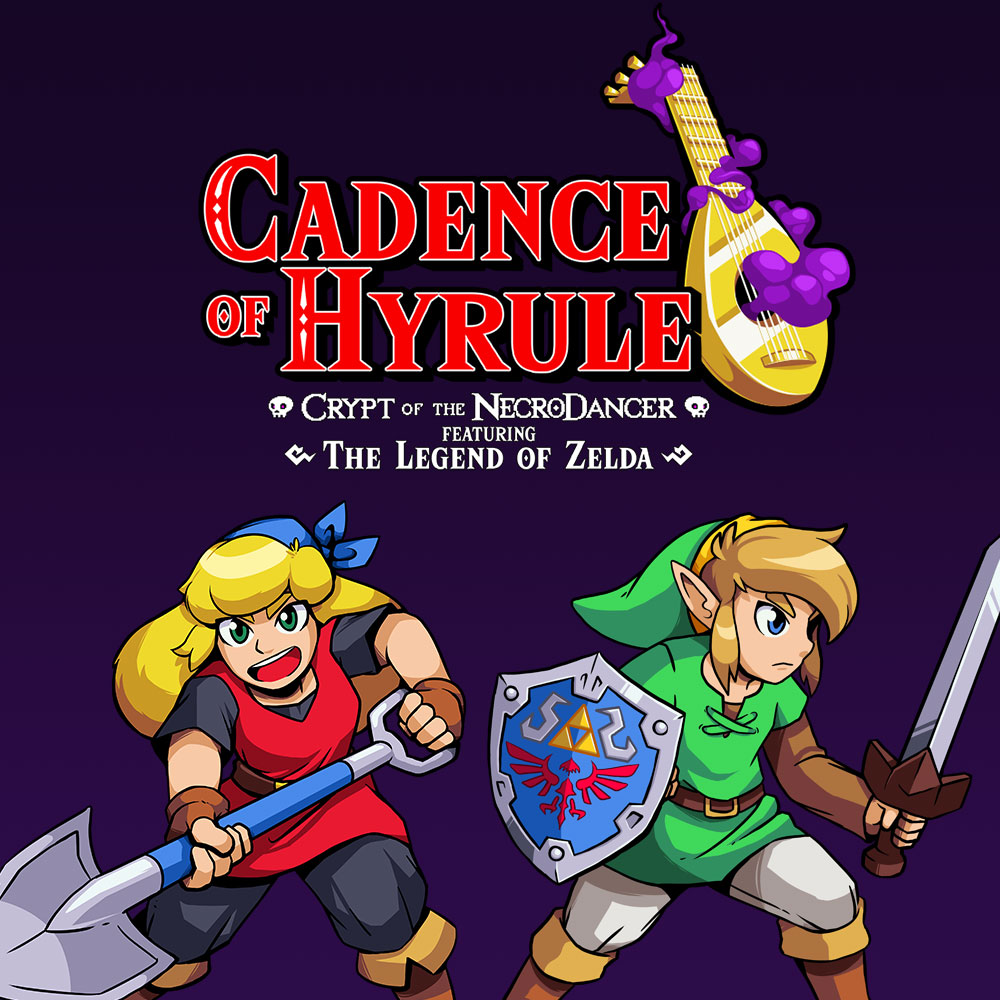 precio actual de Cadence of Hyrule – Crypt of the NecroDancer Featuring The Legend of Zelda en la eshop