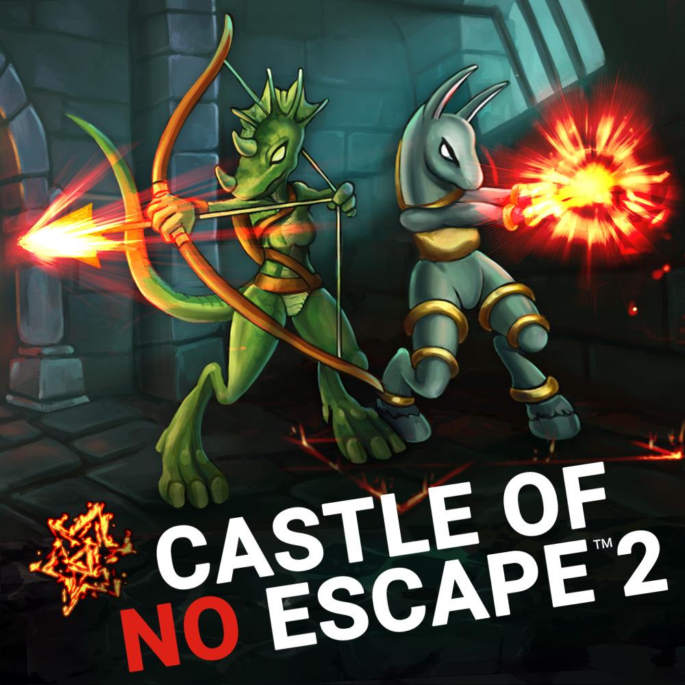 precio actual de Castle of no Escape 2 en la eshop