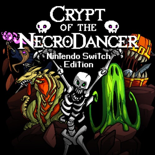 precio actual de Crypt of the NecroDancer: Nintendo Switch Edition en la eshop