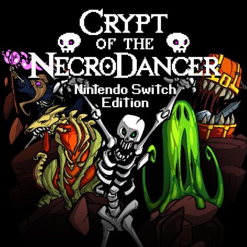 precio actual de Crypt of the NecroDancer: Nintendo Switch Edition en la eshop