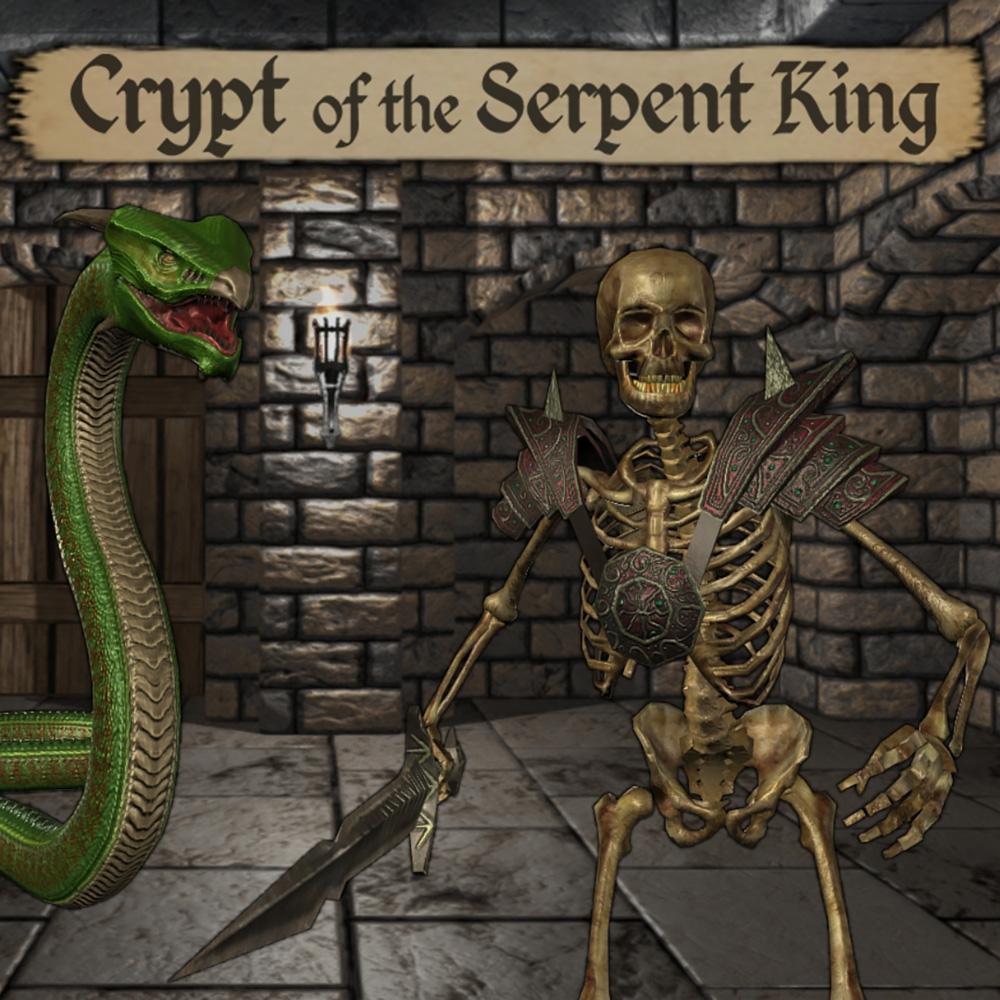 precio actual de Crypt of the Serpent King en la eshop