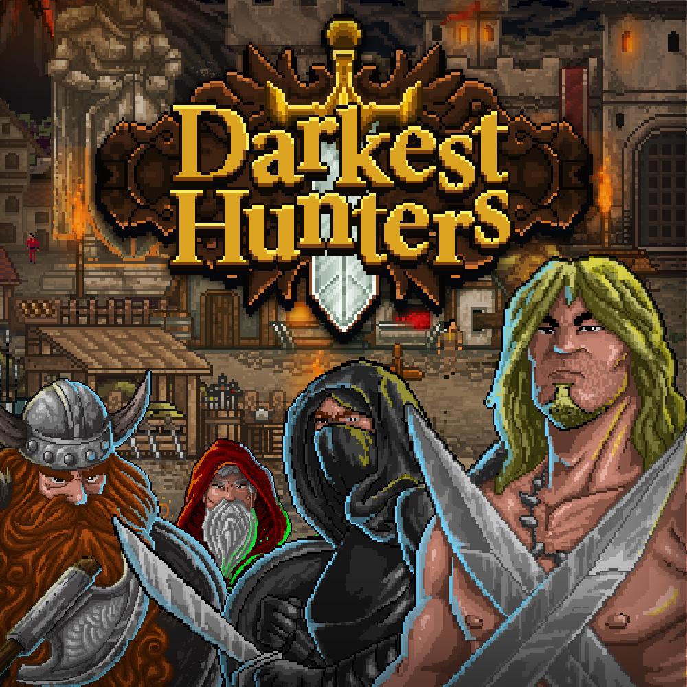 precio actual de Darkest Hunters en la eshop
