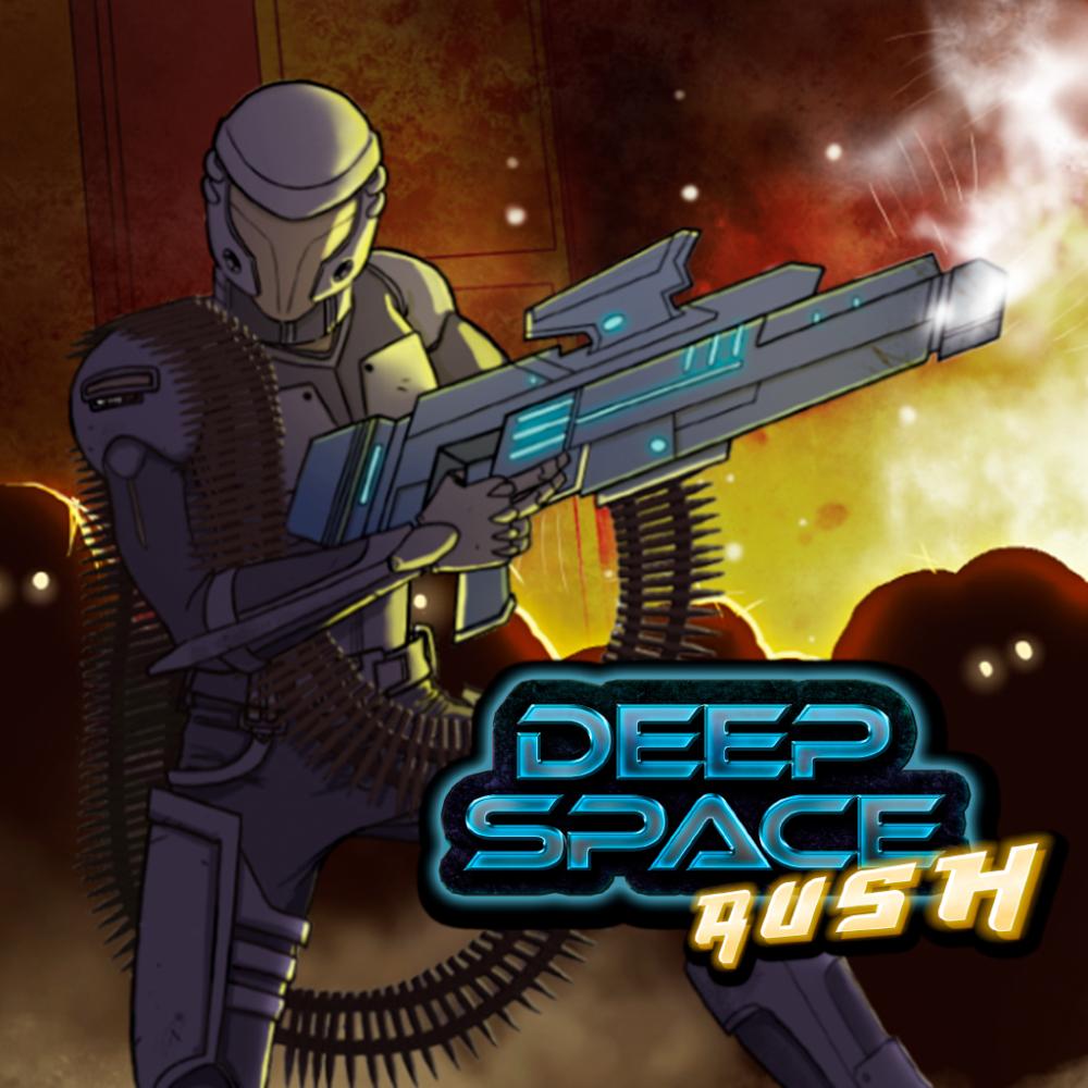 precio actual de Deep Space Rush en la eshop