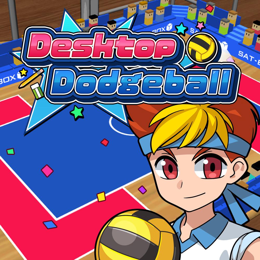 precio actual de Desktop Dodgeball en la eshop