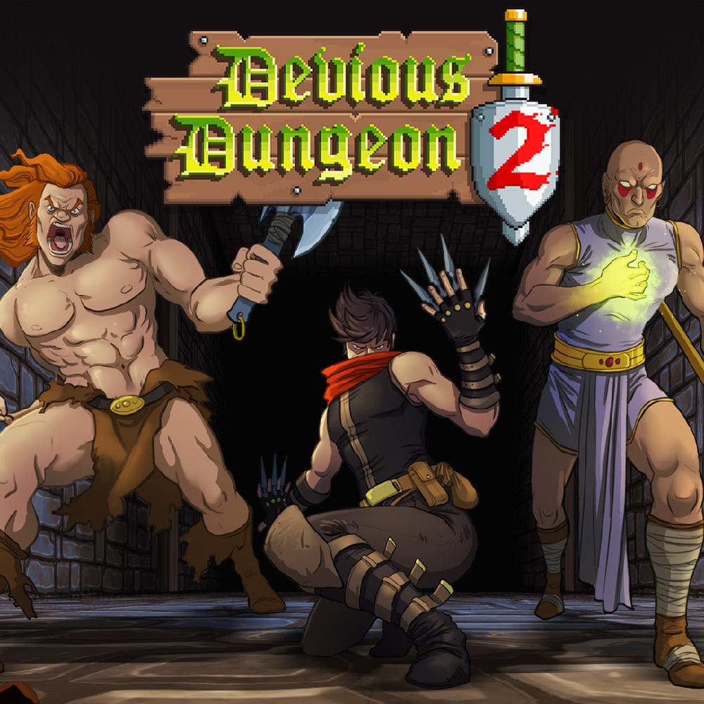 precio actual de Devious Dungeon 2 en la eshop