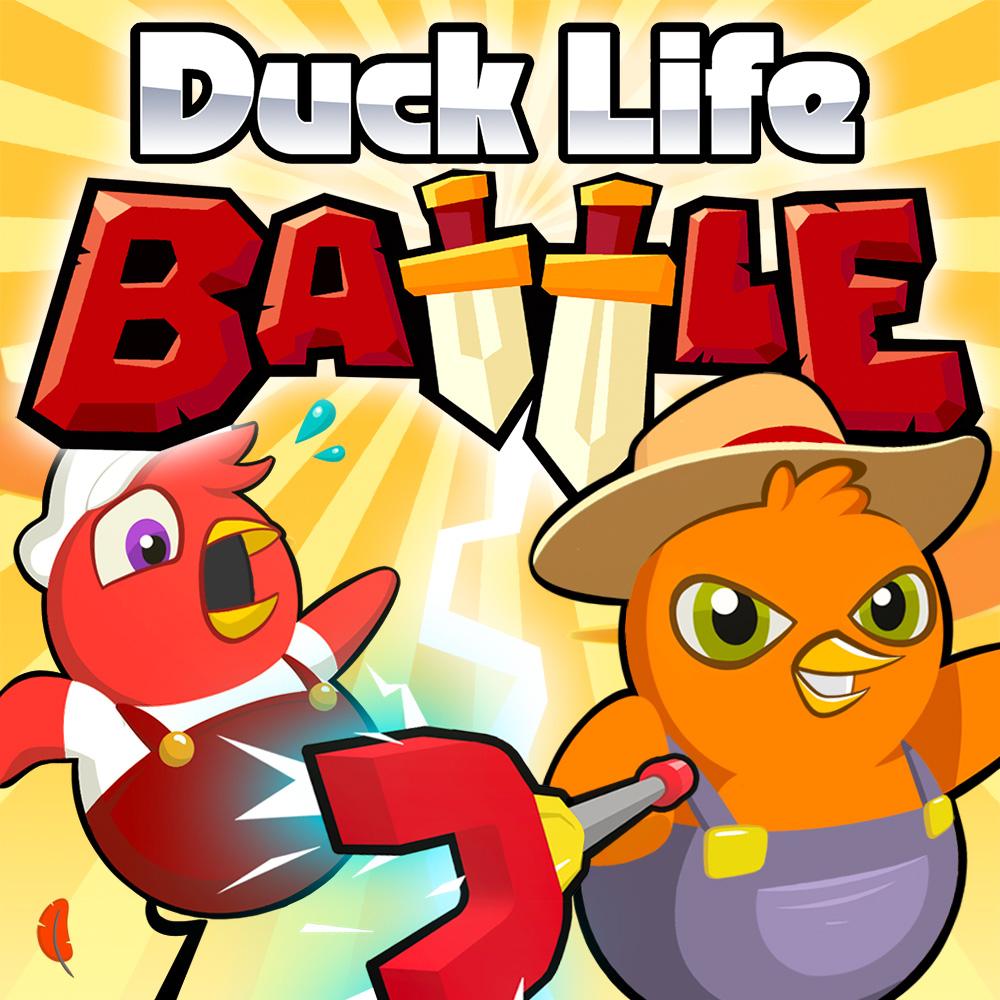 precio actual de Duck Life: Battle en la eshop