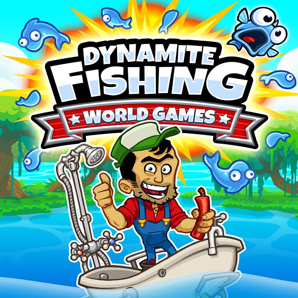 precio actual de Dynamite Fishing - World Games en la eshop