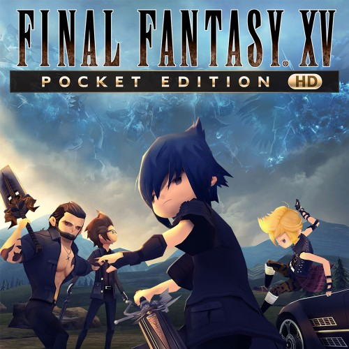 precio actual de FINAL FANTASY XV POCKET EDITION HD en la eshop