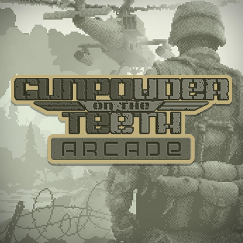 precio actual de Gunpowder on The Teeth: Arcade en la eshop
