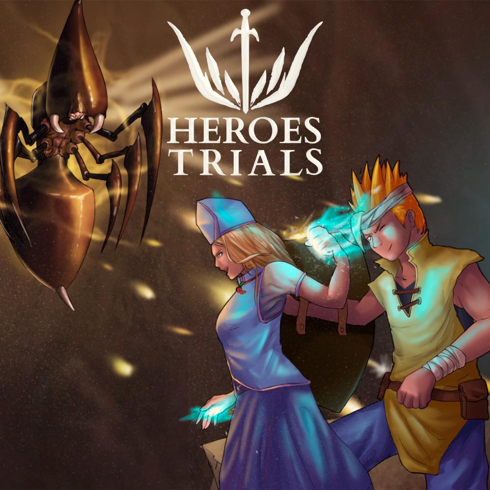 precio actual de Heroes Trials en la eshop