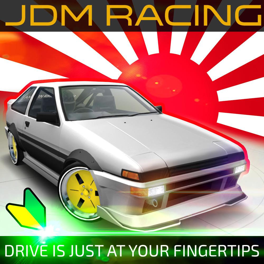 precio actual de JDM Racing en la eshop