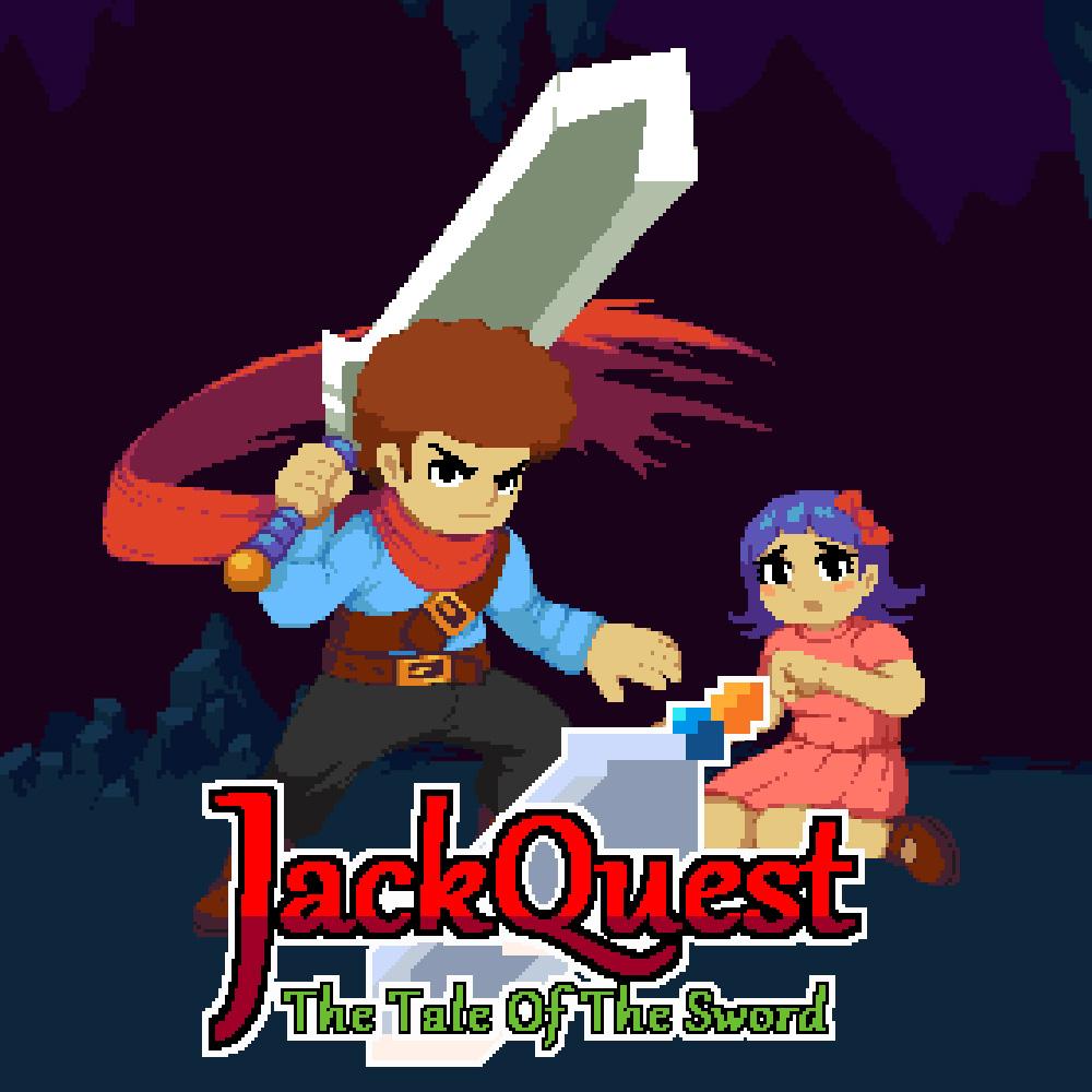 precio actual de JackQuest: The Tale of the Sword en la eshop