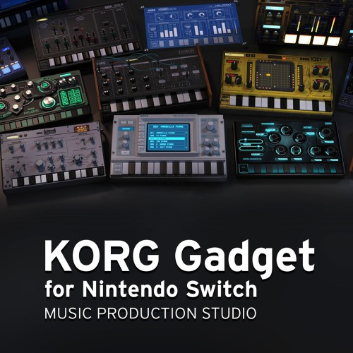 precio actual de KORG Gadget for Nintendo Switch en la eshop