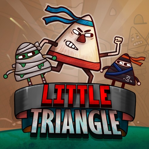 precio actual de Little Triangle en la eshop