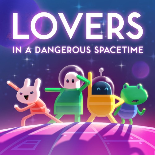 precio actual de Lovers in a Dangerous Spacetime en la eshop