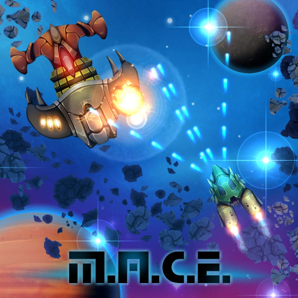 precio actual de M.A.C.E. Space Shooter en la eshop
