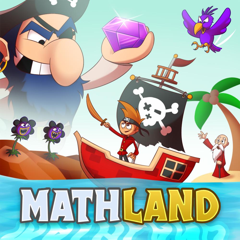 precio actual de MathLand en la eshop