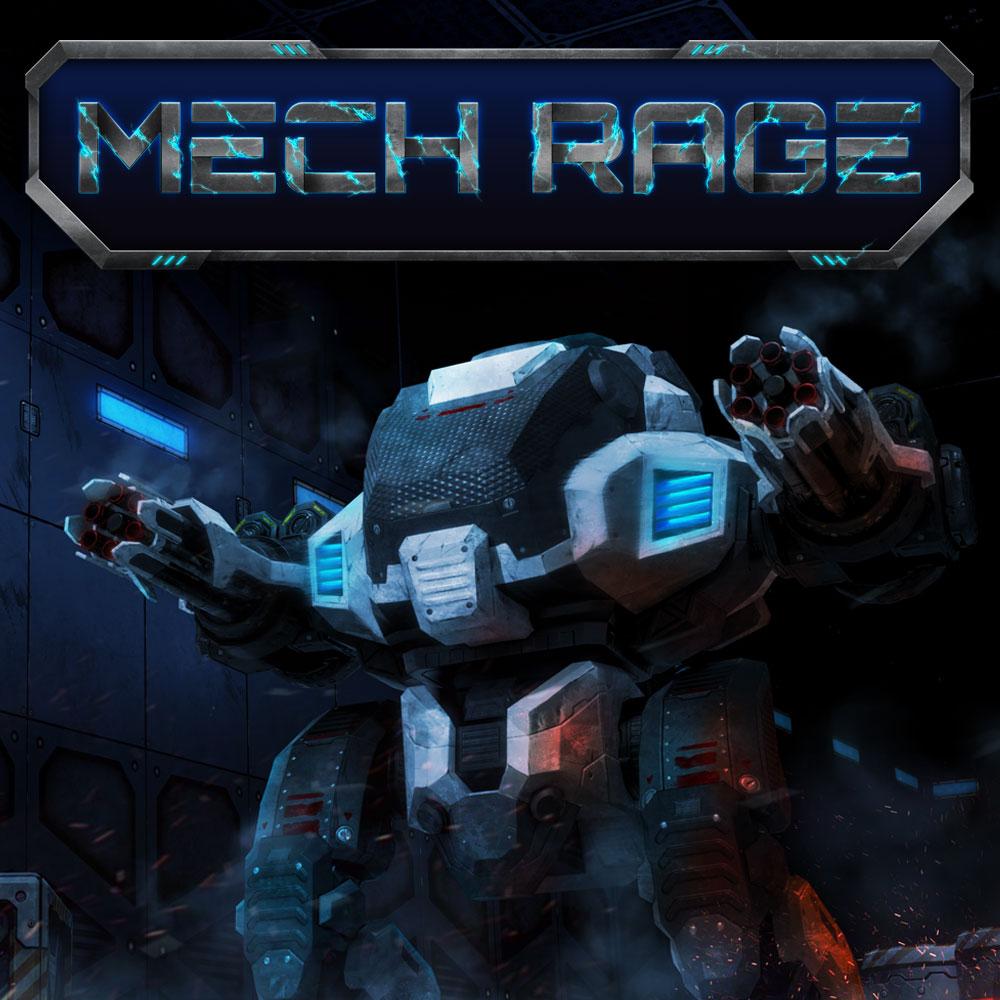 precio actual de Mech Rage en la eshop