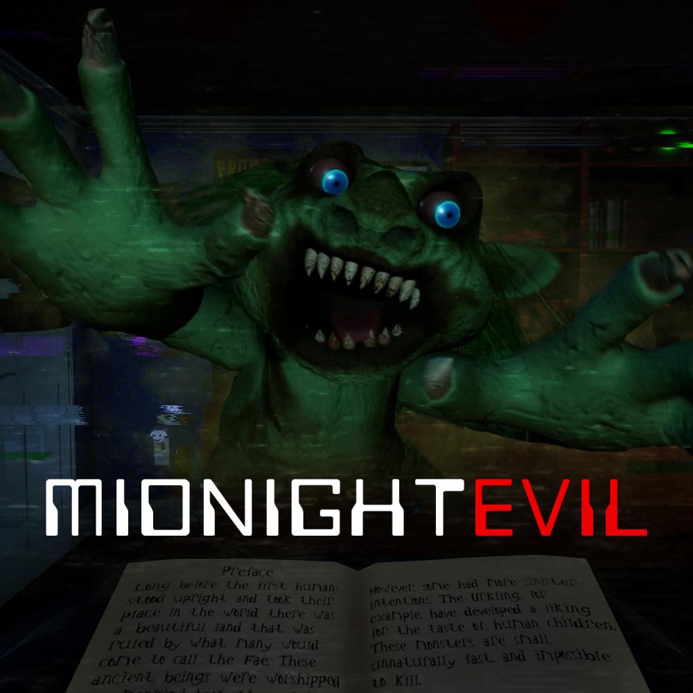 precio actual de Midnight Evil en la eshop