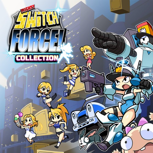 precio actual de Mighty Switch Force! Collection en la eshop