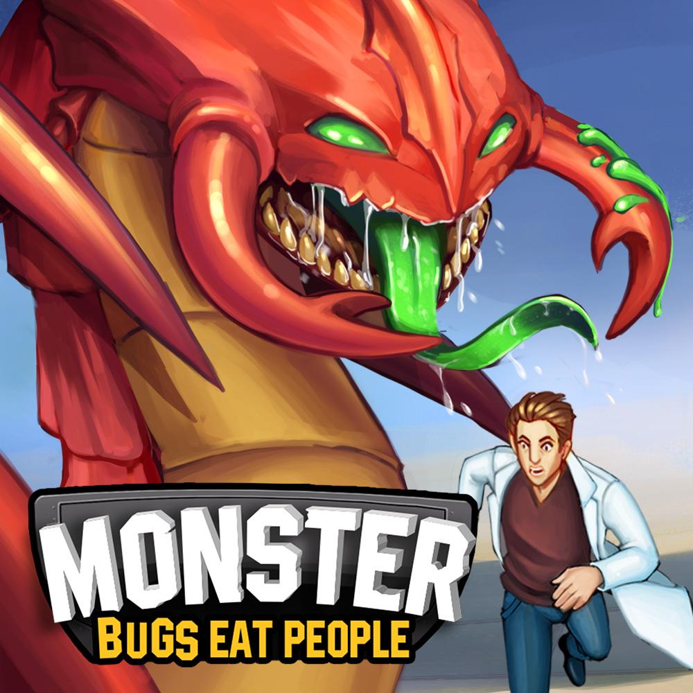 precio actual de Monster Bugs Eat People en la eshop