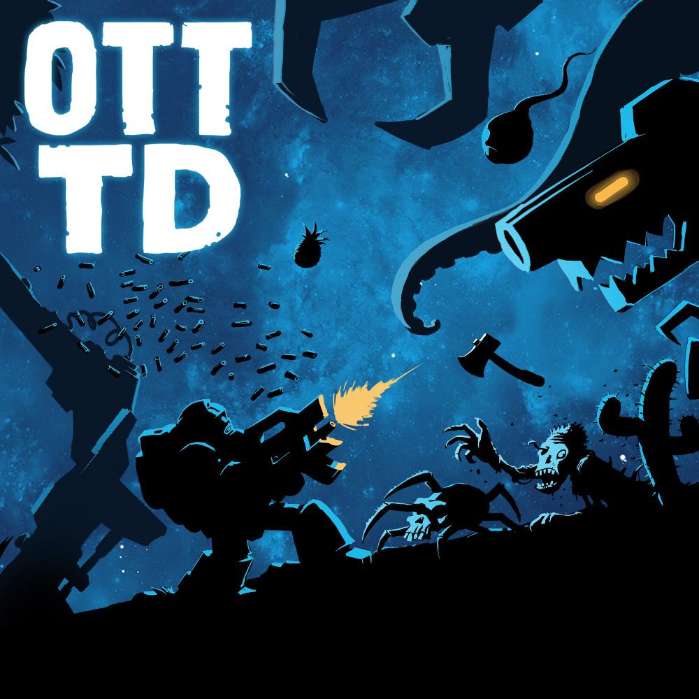 precio actual de OTTTD: Over The Top Tower Defence en la eshop