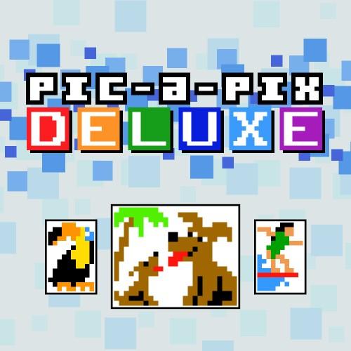 precio actual de Pic-a-Pix Deluxe en la eshop