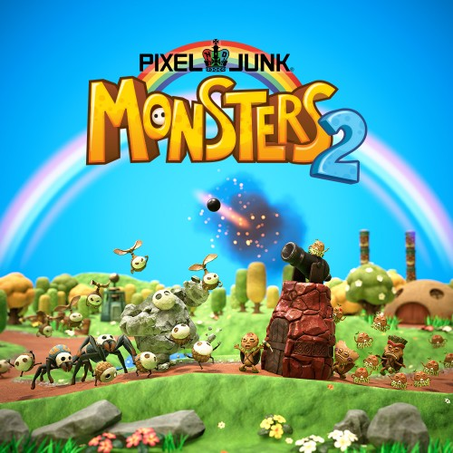 precio actual de PixelJunk® Monsters 2 en la eshop