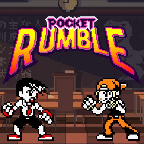 precio actual de Pocket Rumble en la eshop