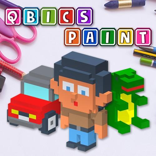 precio actual de Qbics Paint en la eshop